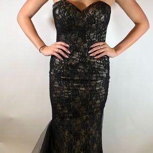 Dresses & Skirts - Lace Mermaid Prom Dress